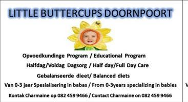 Little Buttercups Dagsorg
