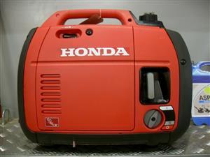 Honda EU22i portable silent generator