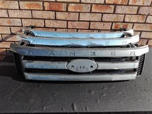 Ford Ranger Main Grill