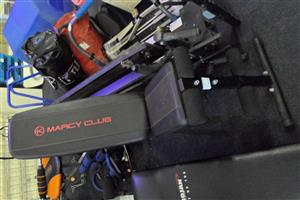 Marcy Club Gym Bench
