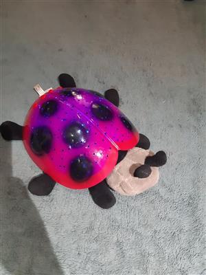 Pink ladybug toy for sale