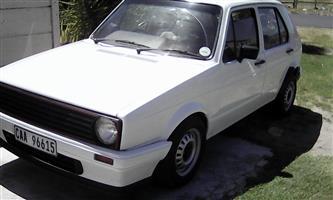 1995 VW Citi CITI CHICO 1.4