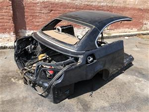 BMW e93 f33 convertable
