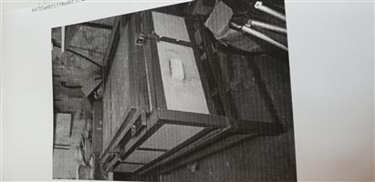 Glass Slumping and Fusing Kiln