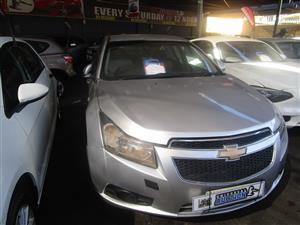 2011 Chevrolet Cruze 1.6 LS