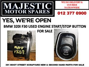 Bmw 320i used start engine button for sale