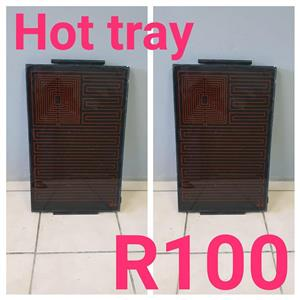 Hot tray for sale