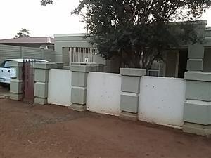 Mordern 3bedroom house for Rent R6500