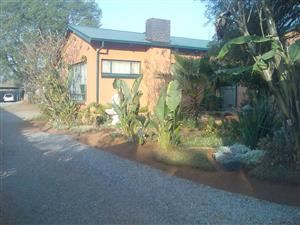 ACCOMMODATION AVAILABLE IN KLOOFSIG
