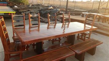 10 seater diningroom