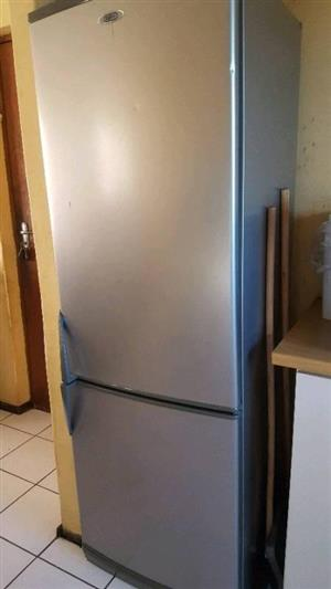 Defy silver fridge n freezer. Free delivery