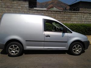 2006 VW Caddy 1.9TDI panel van