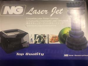 New laser jet cartridge for sale.