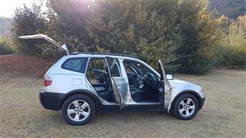 2008 BMW X3 xDRIVE 30i LUXURY LINE (G01)