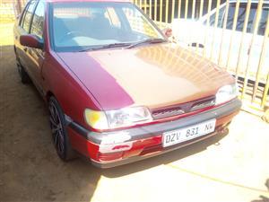 1995 Nissan Sentra 1.6 Acenta
