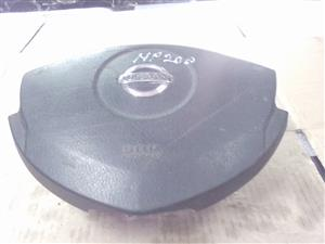 NISSAN NP200 STEERING AIRBAG FOR SALE