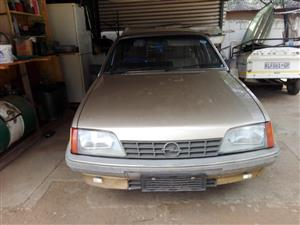 1986 Opel Rekord