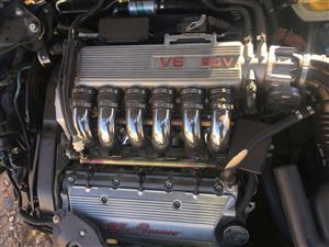 2008 Alfa Romeo GT 3.2 V6 Distinctive