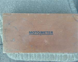 MotoMeter Compression Tester