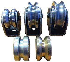 Sliding gate wheels kit for sale