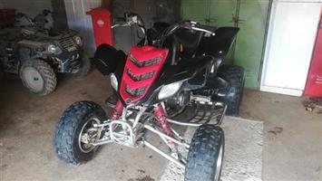 Yamaha RAPTOR 660cc