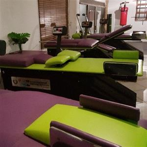 7 passive exercise beds