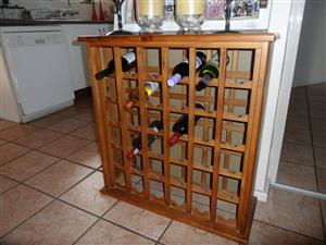 WINE RACK - 36 BOTTLES