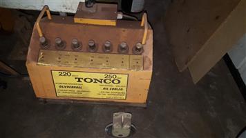 Tonco sweismasjien