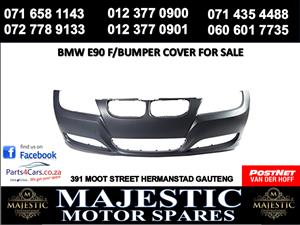 Bmw E90 front bumper cover for sale