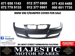 Bmw E90 front bumper cover for sale