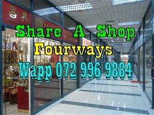 Share A Shop