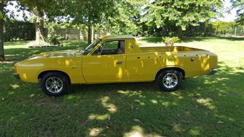 "1976 Valiant Rustler Slant 6 Bakkie ""Pick-Up"""