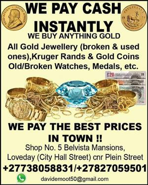 MIDAS GOLD AND DIAMOND EXCHANGE