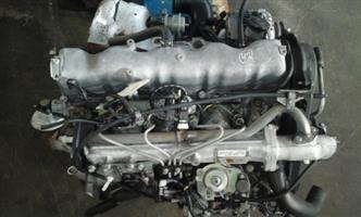 MAZDA B 2500 2.5L  DIESEL TURBO MANUAL, WLT MANUAL