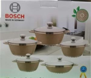 Non Stick Bosch pots to clear