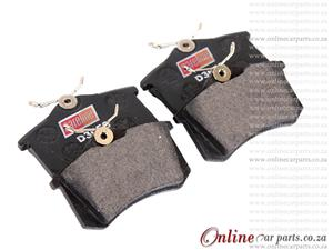 Renault Grand Scenic Rear Brake Pads