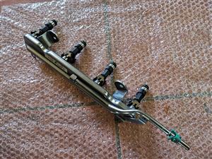 HONDA Brio 1.2 Injectors with Rail