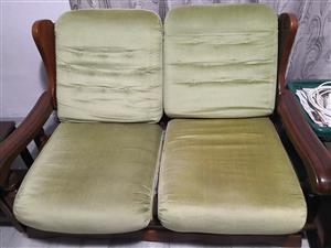 6 piece imbuia lounge suite grafton everest