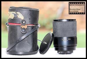 Zivnon SP 500mm f/8 Mirror Reflex (Olympus)
