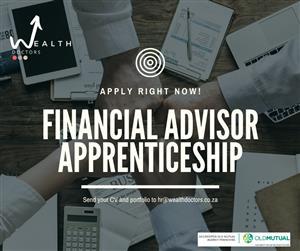Junior Financial Advisor