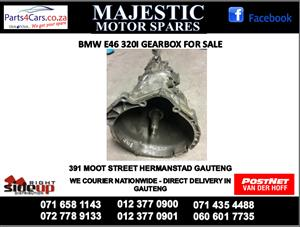 Bmw e46 320i auto gearbox for sale