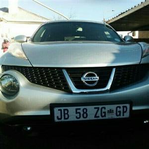 2012 Nissan Juke 1.2T Acenta