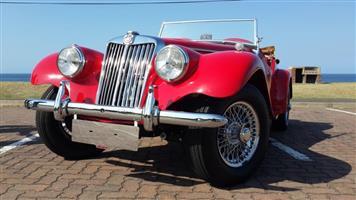 1953 MG TF Classic