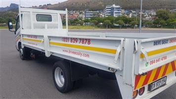 DRIVING TRUCK FOR SALE (TOYOTA DYNA 2012)