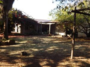 Smallholding with House For Sale in Vastfontein, 8,5 ha