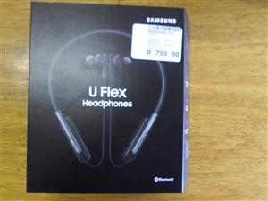 Samsung U-Flex Bluetooth Headphones