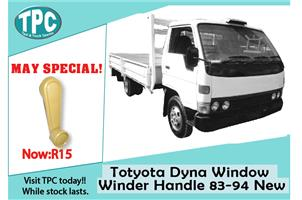 Toyota Dyna Camry Window Winder Handle 83-94 New For Sale at TPC