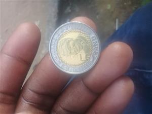 R5 Mandela coin