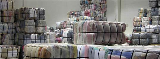 secondhandclothes Winter bales