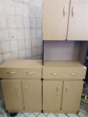 2 piece kitchen unit